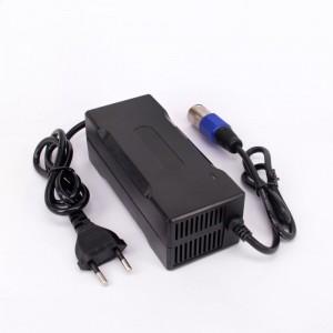 Generic 42 V 3 A inteligente cargador de batería para 36 V batería de litio