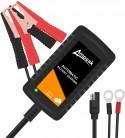 Ampeak Cargador de Baterías, 12V Mantenimiento Automático e Inteligente