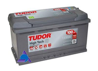 Batería para coche Tudor 100ah