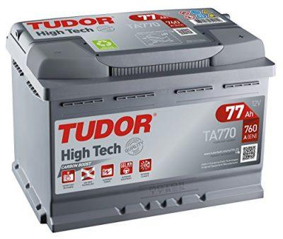 Batería para coche Tudor