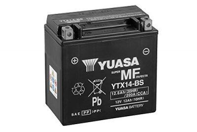 Batería Yuasa YTX14-BS)