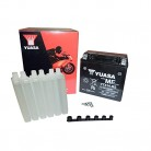 Baterías Yuasa YTX14-BS – No requiere mantenimiento
