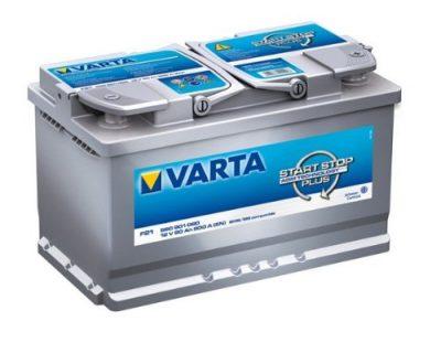 F21 Varta Bateria de coche