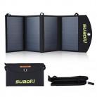 Suaoki – 25W Cargador Panel Solar Potencia Plegable