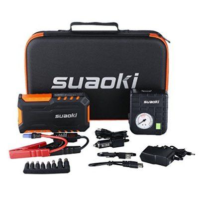 Suaoki G7 Plus – Jump Starter