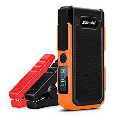Suaoki U10 – Jump Starter de 20000mAh naranja