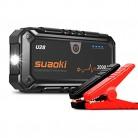 Suaoki U28 – Arrancador de Coche 2000A, Jump Starter para Emergencias