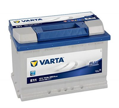 VARTA E11 Blue Dynamic