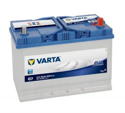 Varta G7 Bateria de coche