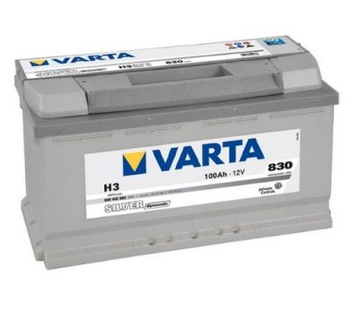 Varta Silver Dynamic Car