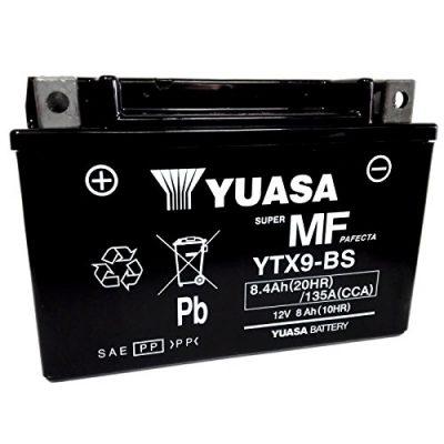 Yuasa – Batería YTX9-BS