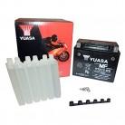 YUASA BATERIA YTX9-BS AGM abierto – con paquete de ácido